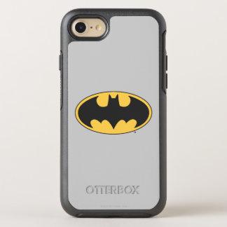 Logo ovale 2 du symbole | de Batman Coque Otterbox Symmetry Pour iPhone 7
