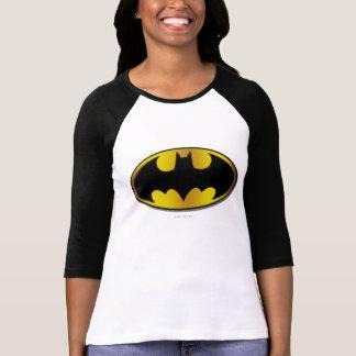 Logo ovale de gradient du symbole | de Batman T-shirt