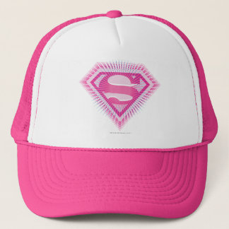 Logo rose de Supergirl Casquette