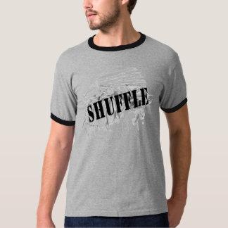 Logo T de pas traînant T-shirts