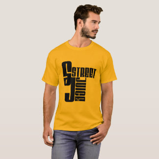 Logo Tee2 de jus de rue T-shirt