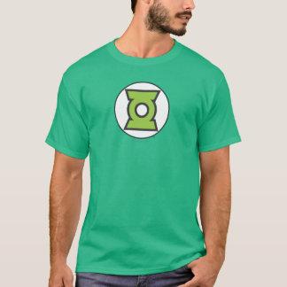 Logo vert 11 de lanterne t-shirt