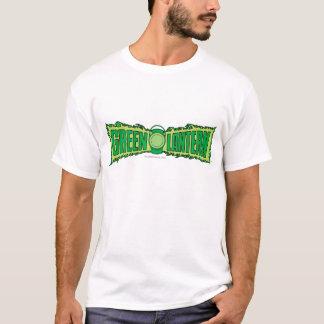 Logo vert 4 de lanterne t-shirt