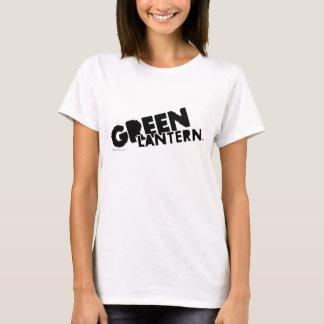 Logo vert de lanterne - pixels t-shirt