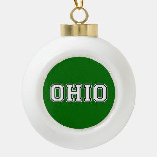 L'Ohio Boule En Céramique