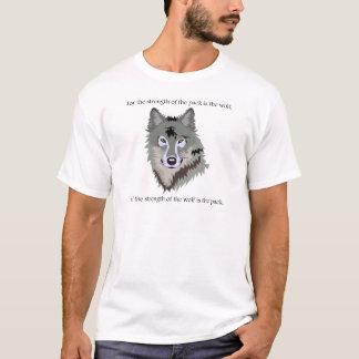 Loi de la jungle t-shirt