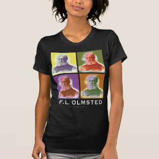 Loi Olmsted de Frederick T-shirt