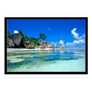 LOIN AU PARADIS CARTES POSTALES