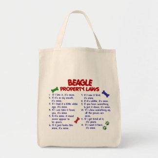 Lois 2 de propriété de BEAGLE Sacs