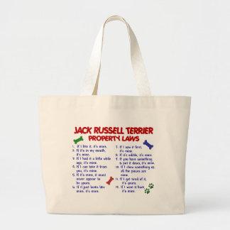 Lois 2 de propriété de JACK RUSSELL TERRIER Grand Sac