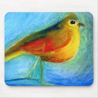 L'oiseau de souhait 2012 tapis de souris