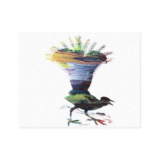L'oiseau-lyre Toiles