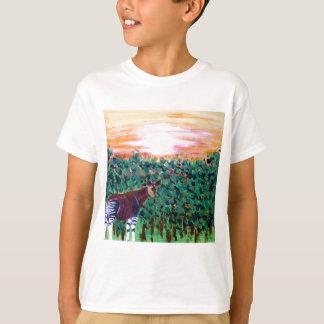 l'okapi seul t-shirt