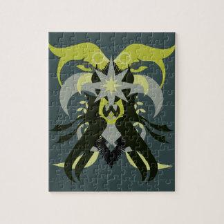 Loki de l'abstraction sept puzzle