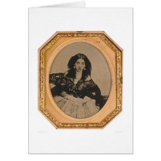 Lola Montez (1818-1861).  (40015) Carte De Vœux