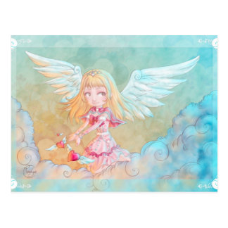 Lolita Angel Carte Postale