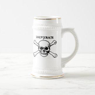 LOLPYRATE Tankard Chope À Bière