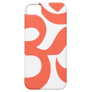 L'OM ou le symbole d'Aum (couleur, minimaliste de Coques Case-Mate iPhone 5