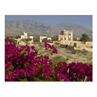 L'Oman, montagnes occidentales de Hajar, Al Hamra. Carte Postale
