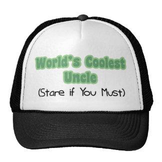 L'oncle le plus frais du monde casquette trucker