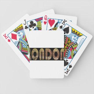 london1737 cartes à jouer