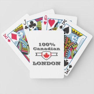 Londres 100% cartes à jouer