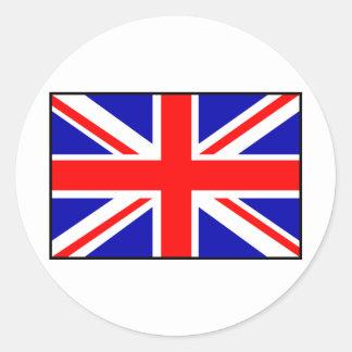 Londres 2012 autocollants ronds