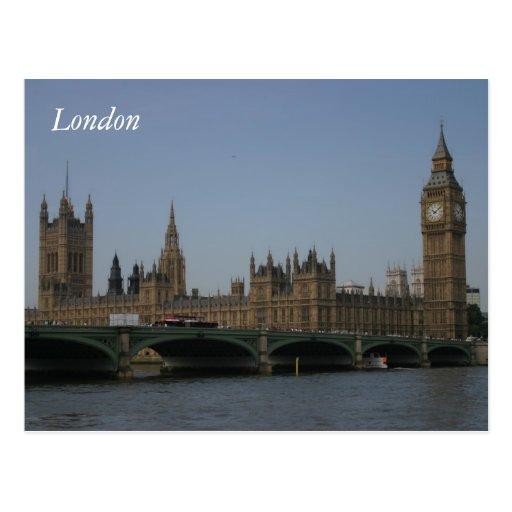 Londres Carte Postale | Zazzle