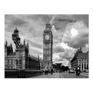 Londres Carte Postale