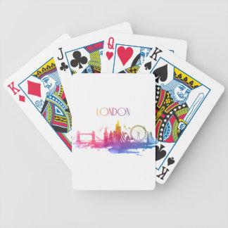 Londres Cartes À Jouer