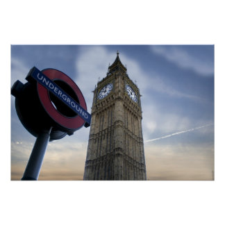 Londres Posters