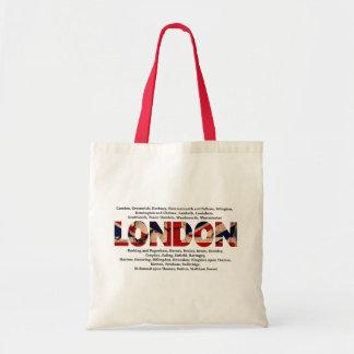 Londres Sac Fourre-tout