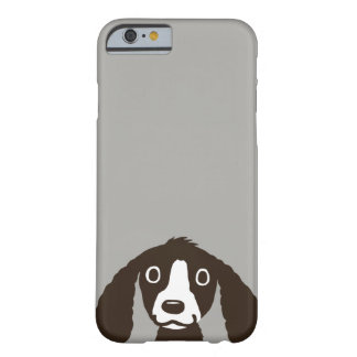 Long chien d'oreilles coque iPhone 6 barely there