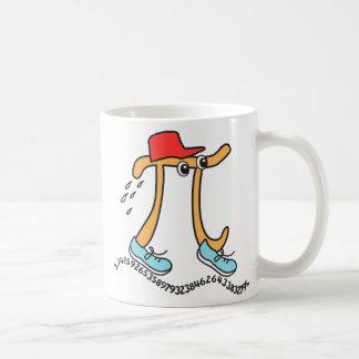 © long pi - type drôle de pi - cadeau de jour de mug