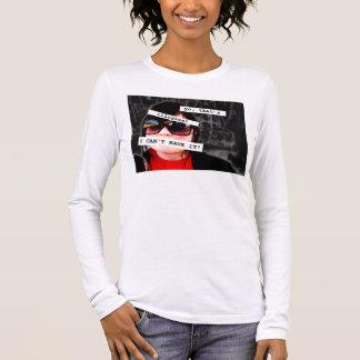 Longsleeve adapté illogique t-shirt à manches longues