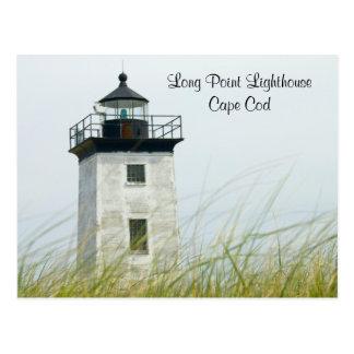 Longue carte postale de Provincetown Cape Cod de