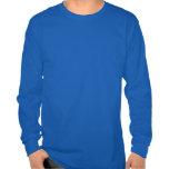 Longue chemise de douille de Thanksgivukkah T-shirts