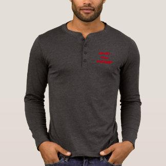 """Longue chemise de douille """"vidangez MARAIS"""" T-shirt"""