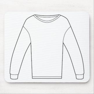 Longue chemise thermique de douille tapis de souris