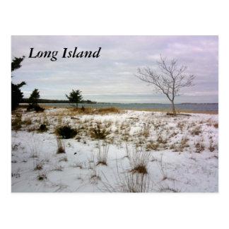 Longue île d'Île-Abri Cartes Postales