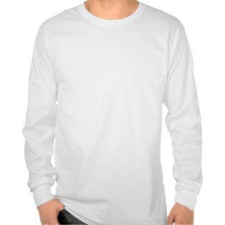 Longue pièce en t de douille d'atelier de reliure t-shirts