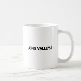 Longue vallée, New Jersey Mug