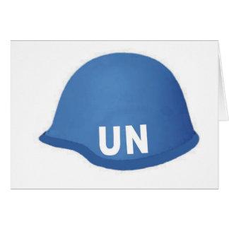 L'ONU CARTE DE VŒUX