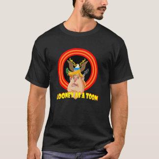Looney en tant que président de Toon T-shirt