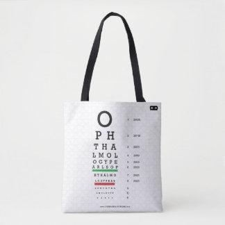 L'ophthalmologie perle le sac fourre-tout à