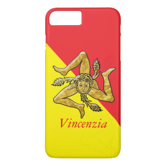 L'or sicilien de Trinacria personnalisent Coque iPhone 7 Plus