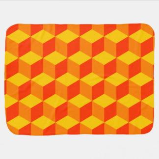 L'orange bloque la couverture de bébé
