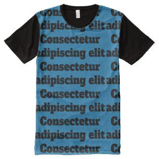 """LOREM IPSUM Tshirt «consectetur adipiscing elit """""""