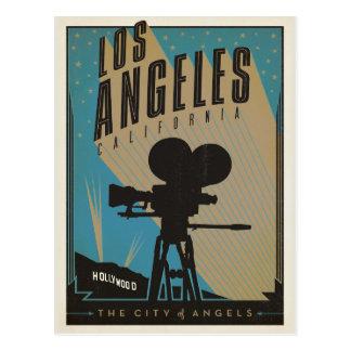 Los Angeles, CA Carte Postale