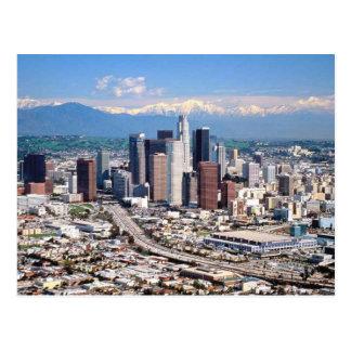 Los Angeles Carte Postale